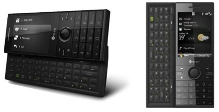 HTC S740, sin pantalla táctil