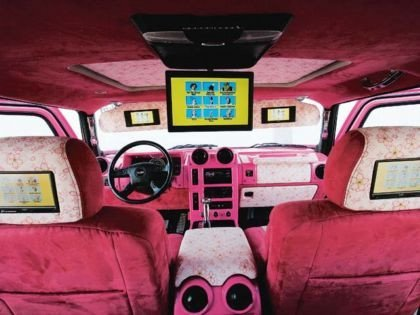 Hummer H2 Pink Edition