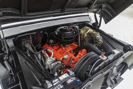 Honda restaura una pickup Chevrolet