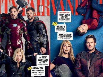 """Marvel lanza las primeras imágenes de los Vengadores en la Guerra del Infinito y promete lo nunca visto: """"un final"""""""