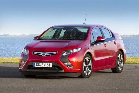 Opel Ampera, presentación y prueba en Holanda (parte 2)