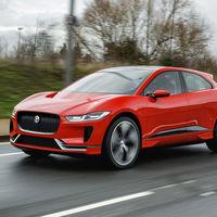 El Jaguar I-PACE concept ya se pasea por Londres, y el de producción lo veremos este año