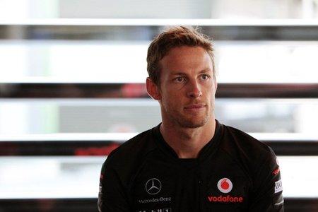 Jenson Button, cuestión de fe