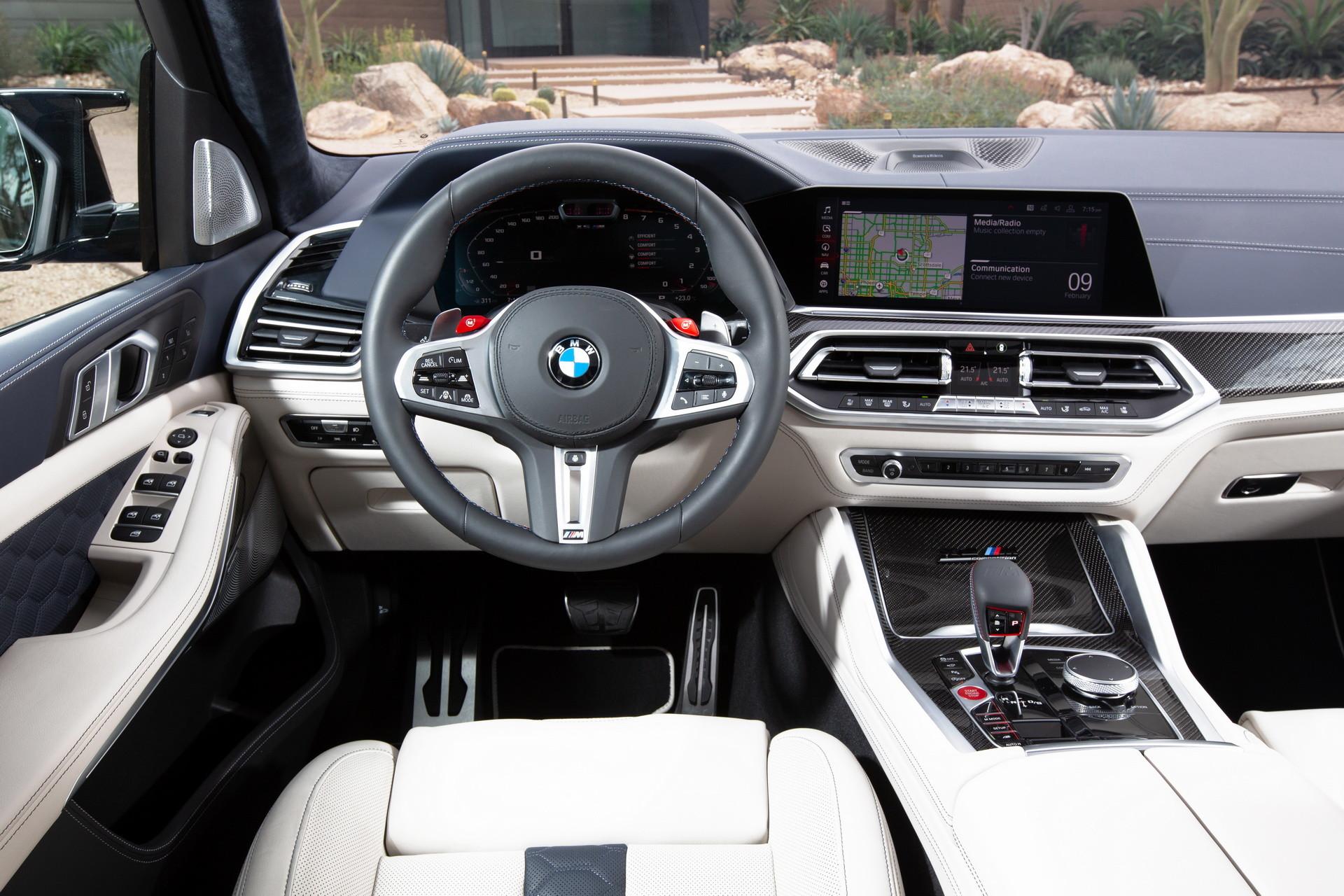 Foto de BMW X5 y X6 M Competition (26/31)