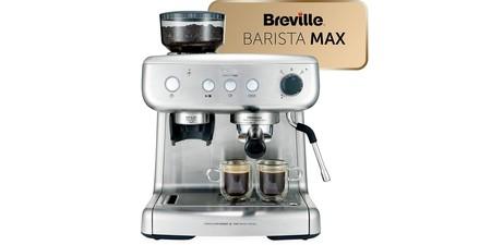 Breville Barista Max Vcf126x