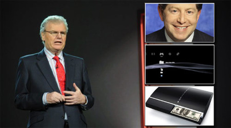 Sony habla sobre Activision, los cambios de la interfaz y el precio de PS3