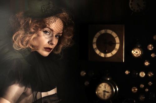 Foto de Simona Smrckova y el glamour retro de sus fotografías  (3/8)