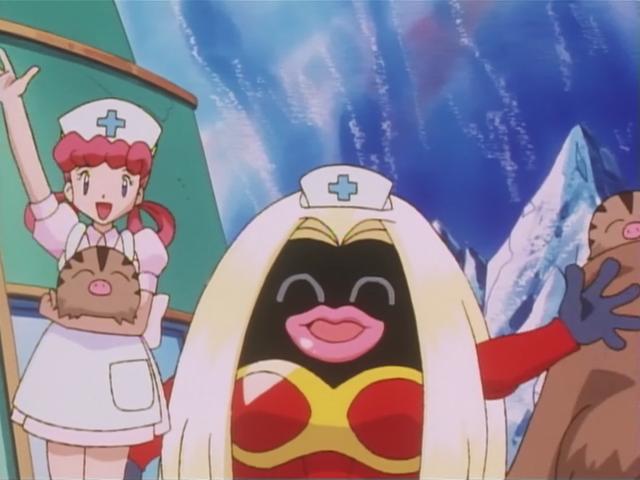 Pokemon Anime Jynx