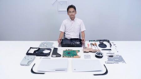 Sony destripa en video el PS5: enorme ventilador, ranura de expansión M.2  y hasta metal líquido para el enfriamiento