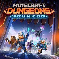 Una tormenta invernal aterrizará en septiembre en Minecraft: Dungeons con la expansión Creeping Winter