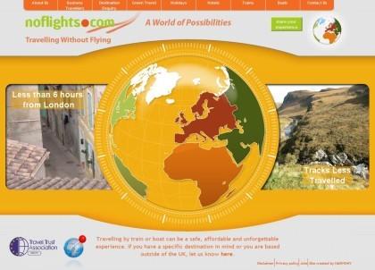 NoFlights: viaja sin usar el avión como transporte