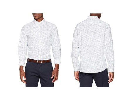 Amazon nos permite estrenar una camisa como esta de Jack & Jones desde 12,26 euros