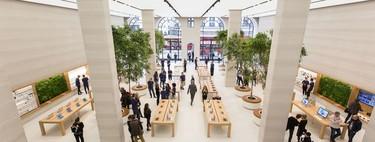 Las Apple Store alrededor del mundo: las sesiones Today at Apple vuelven a China y la negociación del alquiler en Reino Unido