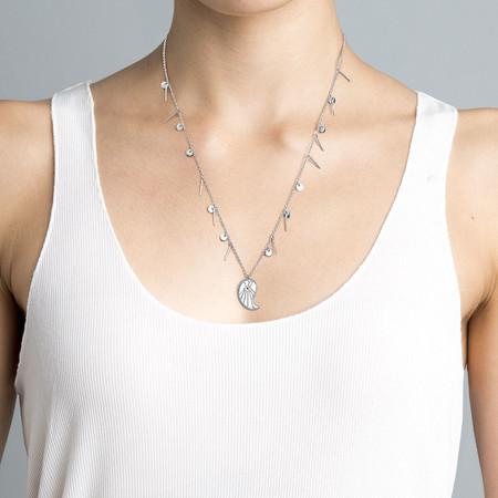 Collares De Plata Para Mujer 03