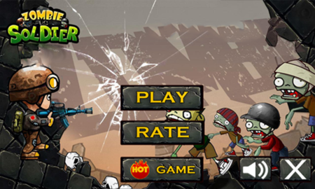 Zombie Defense: Out of Ammo1