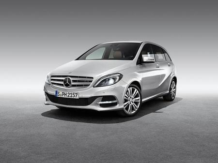 Mercedes-Benz presentará el B 200 Natural Gas Drive en el salón de París