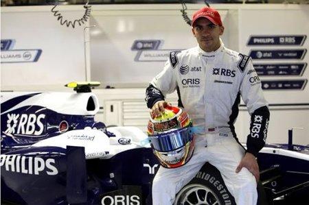 Adam Parr insiste en que Pastor Maldonado no es un piloto de pago