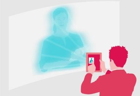 ¿Para qué quieres tener velocidades de 10 Gbps en el móvil? Pues para llamadas holográficas, claro