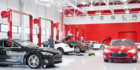 Tesla sigue mejorando su servicio técnico: sus talleres oficiales incluirán reparaciones de carrocería