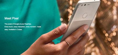 Del Nexus 5X al Pixel, todos los cambios que introduce el nuevo smartphone de Google