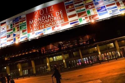 El Salón de París 2014, en 170 espectaculares fotos