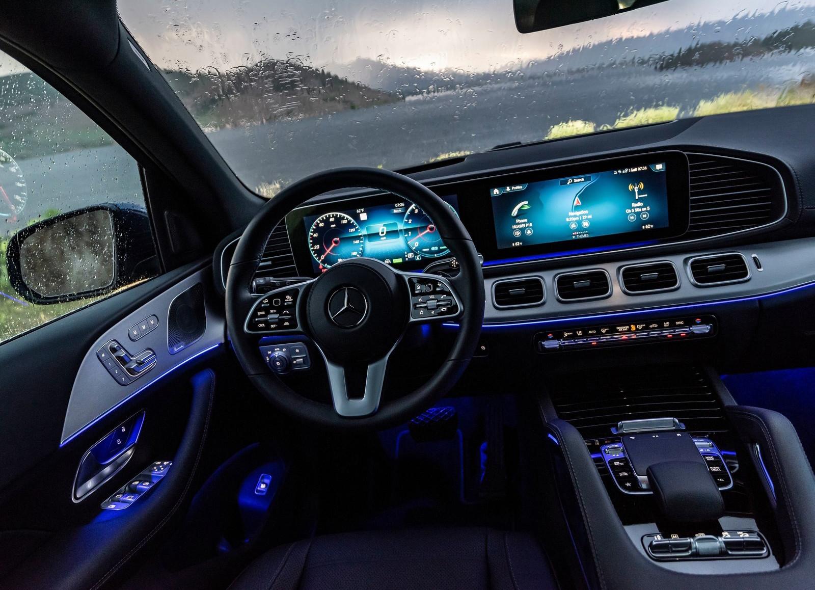 Foto de Mercedes-Benz GLS (16/22)