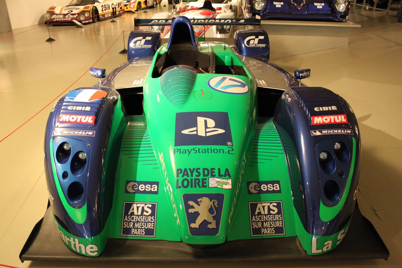 Foto de Museo 24 horas de Le Mans (237/246)