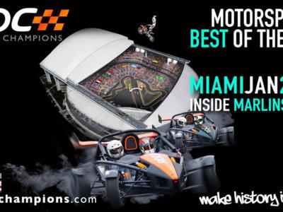 Race Of Champions 2017: Regresa la justa entre pilotos de diferentes categorías