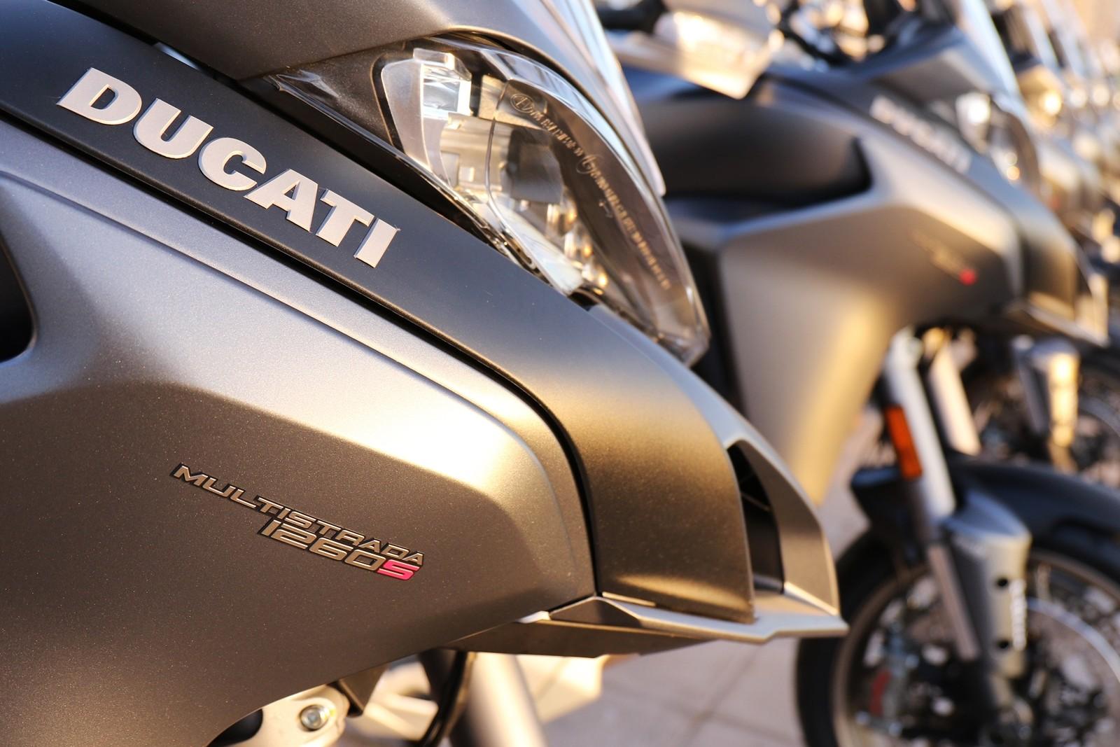 Foto de Ducati Multistrada 1260 2018 prueba (16/21)