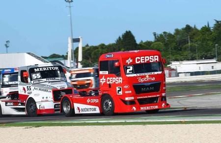 Campeonato de Europa de Carreras de Camiones