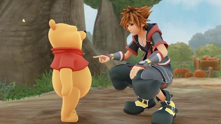 Kingdom Hearts III muestra a Winnie the Pooh y nuevos minijuegos en su nuevo tráiler