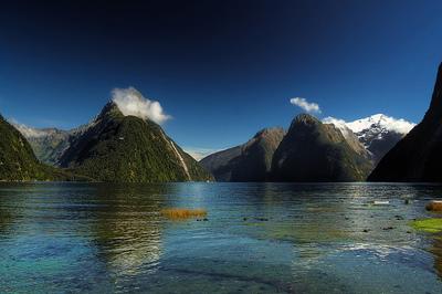 El fiordo de Milford Sound, una maravilla de Nueva Zelanda