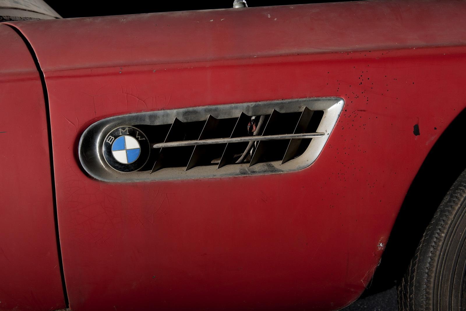 Foto de BMW 507 de Elvis Presley (43/121)
