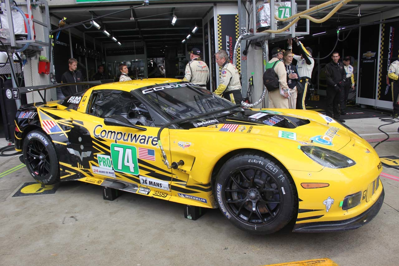 Foto de 24 horas de Le Mans 2012 (112/160)