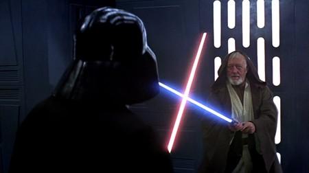 Un fan de 'Stars Wars' actualiza la mítica batalla entre Darth Vader y Obi-Wan
