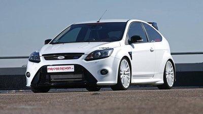 MR Car Design prepara a su gusto el Ford Focus RS