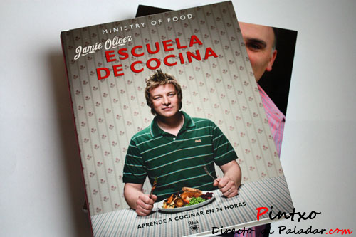 Escuela de cocina de jamie oliver - Libro escuela de cocina ...