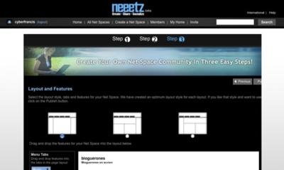 Neeetz, nueva opción para crear nuestros grupos online
