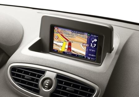 Carminat TomTom vendrá en varios modelos de Renault