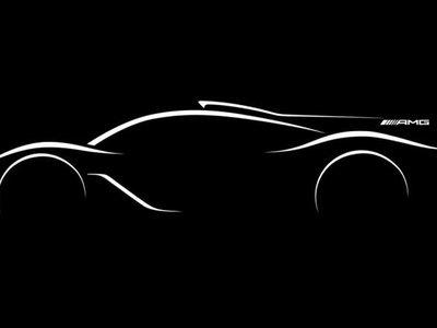 Mercedes tendrá su deportivo de más de mil caballos listo para Frankfurt