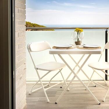 8 conjuntos de exterior por menos de 75 euros para aprovechar al máximo tu terraza o balcón