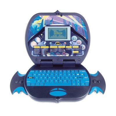 Ordenador para niños inspirado en Batman