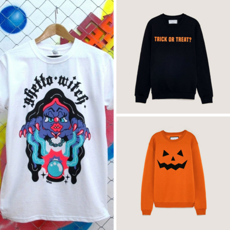 camisetas halloween