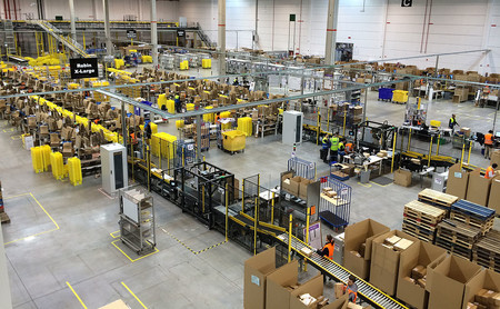 Amazon Espana Por Dentro