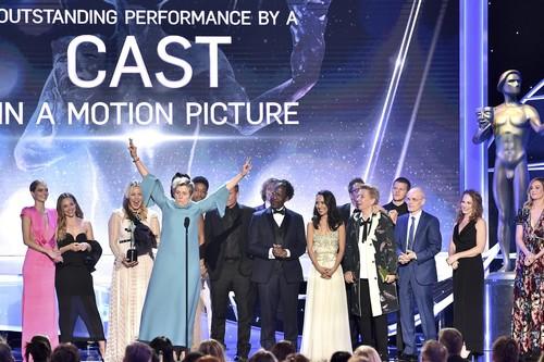 'Tres anuncios en las afueras' y 'La forma del agua', favoritas al Oscar tras los premios de los actores y productores