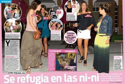Elena Tablada: las penas con una buena chupipandi, son menos penosas