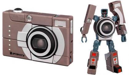 Transformers de gadgets