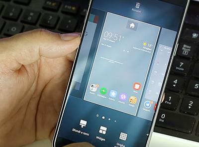 Detalles en video del nuevo TouchWiz para el Galaxy Note 7