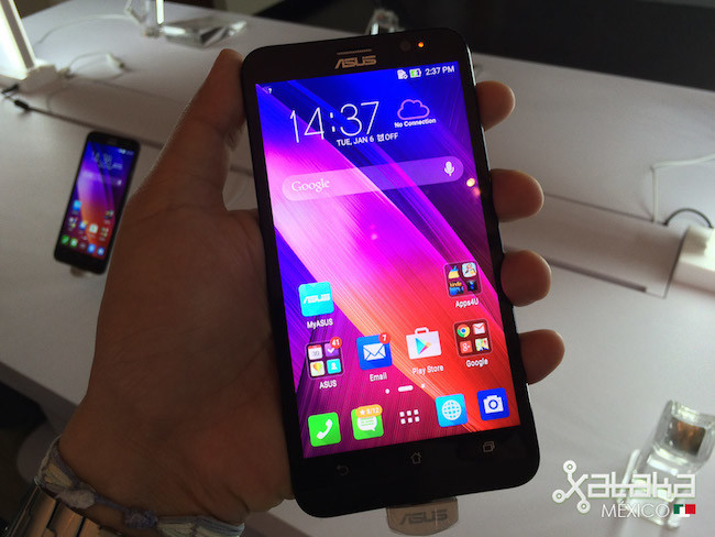 ASUS Zenfone 2 Primeras Impresiones Con Video