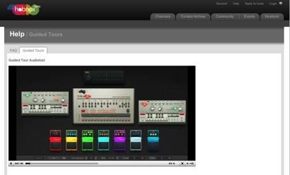 Hobnox, comunidad y creación multimedia unida en una misma aplicación web